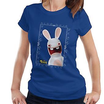 Rabbids Sport Border Women's T-Shirt