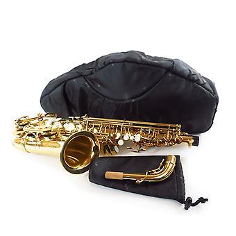 Alto saxophone sleeve