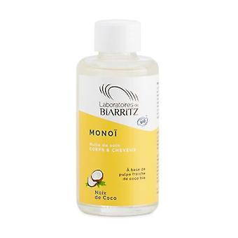 Monoï Coco Bio Alga Maris Oil 100 ml of oil