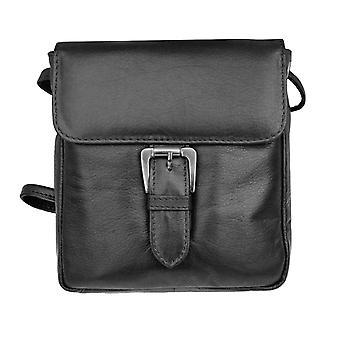 Primehide Womens Small Leather Handbag Crossbody Shoulder Everyday Bag 835