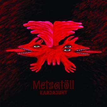 Metsatoll - Karjajunt [CD] USA import