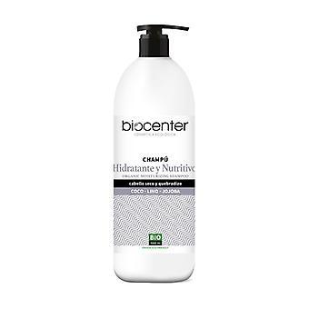 Nourishing Moisturizing Shampoo Coconut Linen Jojoba Bio 1 L