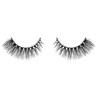Lash XO Premium 3D False Mink Eyelashes - CarmelXO - Lightweight and Fluffy