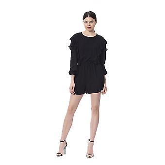Silvian Heach Black Dress SI995832-XS