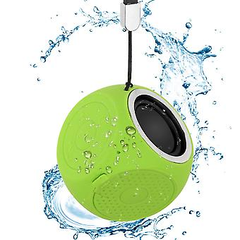 Verde resistente à água IPX7 portátil
