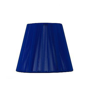 Clip On String Shade Midnight Blue 80, 130mm x 110mm