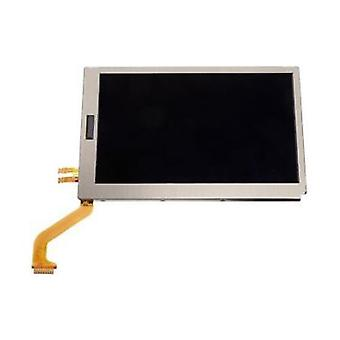 Top lcd screen for 3ds 2012 nintendo console oem upper display replacement | zedlabz