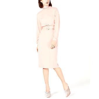 Leyden | Natasha Belted Sweater Dress