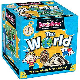 BrainBox The World (72 Cards) Refresh