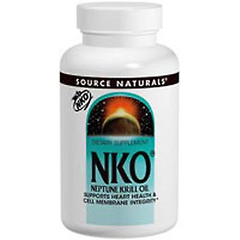 Source Naturals NKO Neptune Krill Oil, 90 Softgel