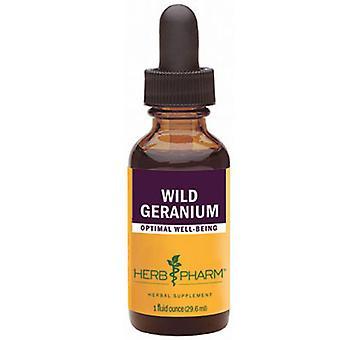 Ört Pharm Vilda Geranium Extrakt, 4 Oz