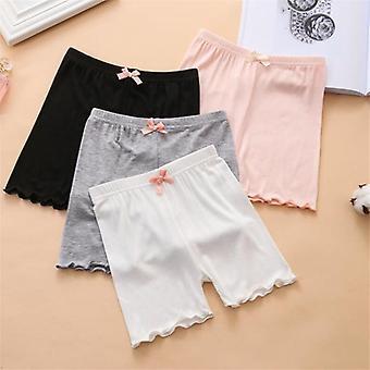Bezpieczne krótkie spodnie na 2-11 lat, rozciągliwe majtki