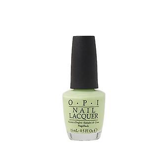 OPI Nail Polish 15ml - Gargantuan Green Grape - NEW.