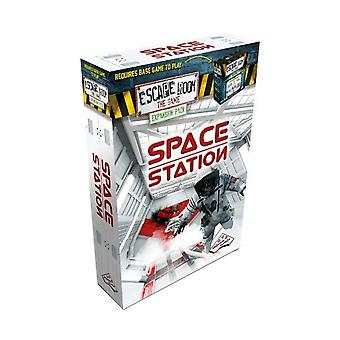 Escape Room the Game Space Station Expansion Game