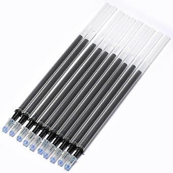 كتابة Nib Rod القابلة للمسح، الحبر الأسود الأزرق إعادة ملء القلم للمدرسة