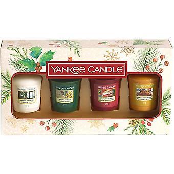 Giftset Yankee Candle 4 Votive 2020