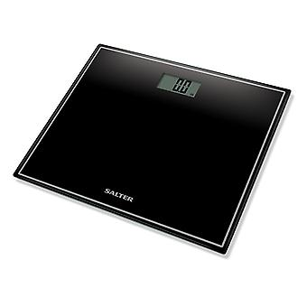 Salter Glass Electronic Bathroom Scale 9207BK3R