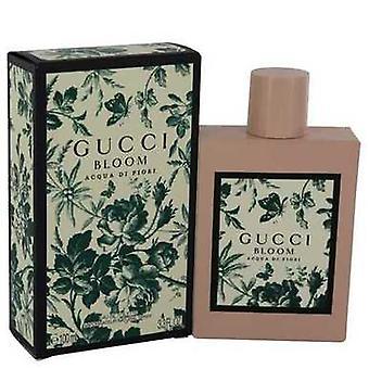 Gucci Bloom Acqua di Fiori av Gucci Eau de Toilette spray 3,4 oz (kvinner) V728-540484