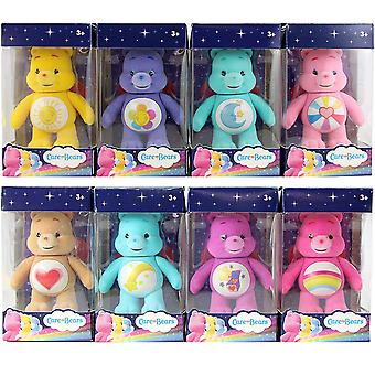 8-Pack The Cuddly Bears Collect/Game Figures Moving Trails 7cm