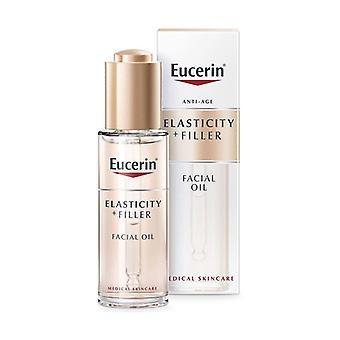 Elasticity + Filler Satin Face Oil 30 ml of oil