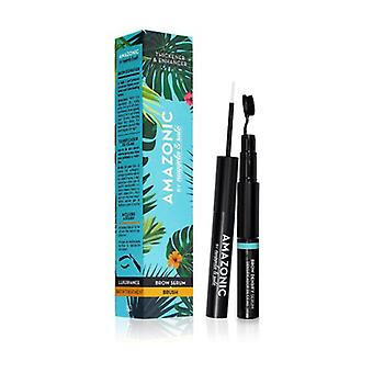 Amazonic Eyebrow Densifying Serum + Brush 2,5 ml de serum