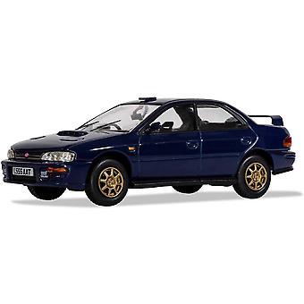 Corgi Subaru Impreza WRX STi Ver II Ren Sport Sedan - Sport Blue Vanguard