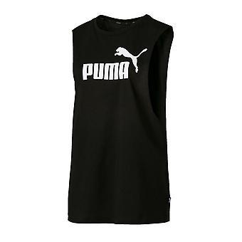 Puma Mężczyźni Essentials Tee Bez rękawów Mężczyźni Casual Siłownia Tank Top 844327 01