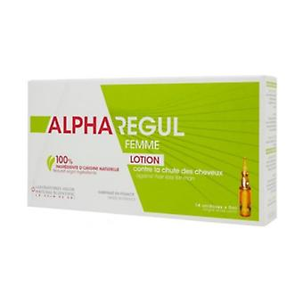 Alpharegul Woman 12 ampoules of 5ml