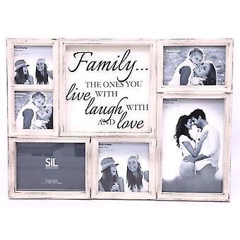 Family Multi Photo Frame 50cm