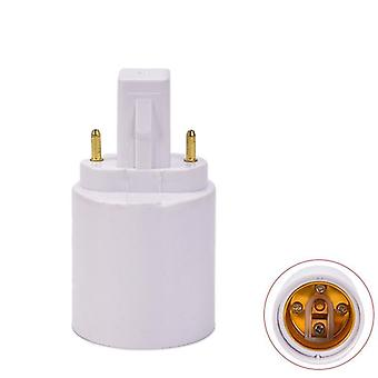 Lamp Holder-fireproof Socket Plug, Converter To E27/e26 Led Halogen Light Bulb