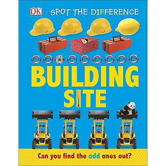 Spot the Difference Building Site by DK