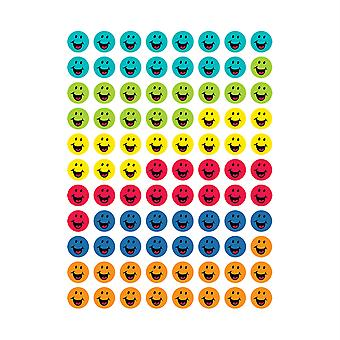 Autocollants Bright Smiles Hot Spot, 880/Pack