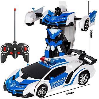 Electric Rc Car Transformation Robots Outdoor Remote Control Sports Deformation