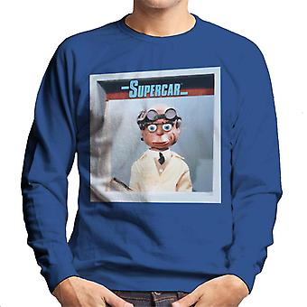 Supercar Dr Horatio Beaker Men's Sweatshirt