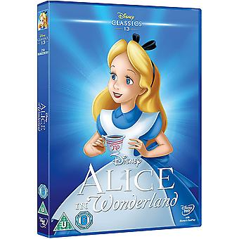 Disney's Alice In Wonderland Anniversary Edition DVD