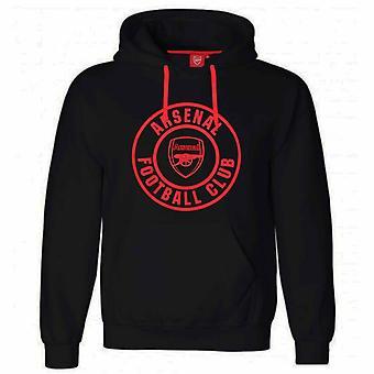Arsenal FC Unisex Aikuisten Crest Huppari