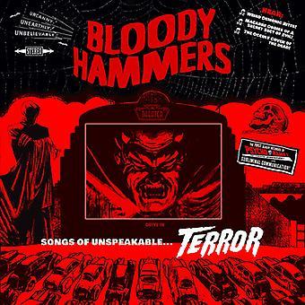 Bloody Hammers - Songs Of Unspeakable Terror [Vinyl] USA import