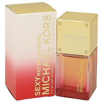 Michael Kors Sexy Rio De Jineiro Eau De Parfum Spray von Michael Kors 1 oz Eau De Parfum Spray