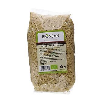 Organic Jasmine Brown Rice 1 kg