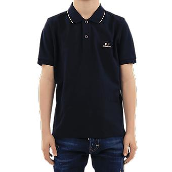 C.P.Company Polo - Short Sleeve Blue 10CKPL023005263W888 Top