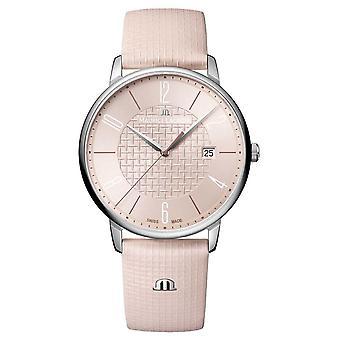 Maurice Lacroix Eliros X Adeline Ziliox Limited Edition Datum 40mm Roze EL1118-SS001-520-6 Horloge