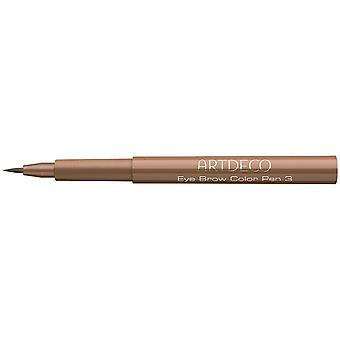 Artdeco Augenbrauen-Eyeliner-Flüssigkeit mit Farbe 1,1 ml
