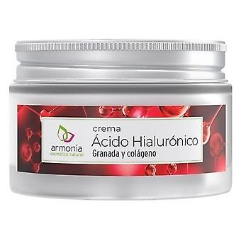 Armonía Crema Ácido Hialurónico Revitaliza y Regenera 50 ml