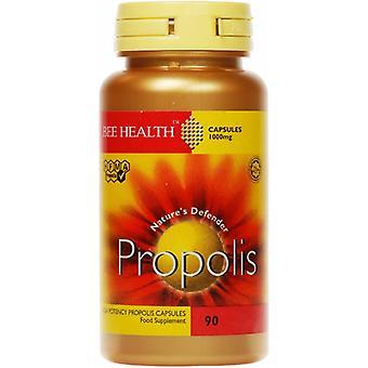 Bee Health, Propolis 1000mg, 90 Capsules