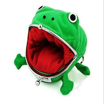 Mode Frosch Cartoon Brieftasche Geldbörse