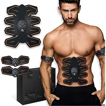 8 Pad Abs Stimulator - Ems Abs Toner Muscle Trainer