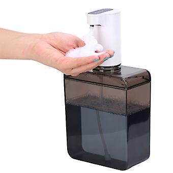 Dispensador de jabón automático automático inteligente tipo espuma de 1.2L, se puede montar en la pared