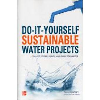 DoItYourself Sustainable Water Projects by Paul Dempsey