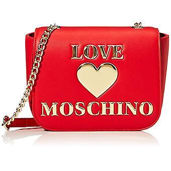 Love Moschino PU, Women's Bag, Red, Normal(1)
