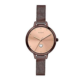 Oui&Me Women's Quartz gical Watch with Steel Alloy Strap ME010221